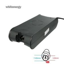 Whitenergy 19.5V/4.62A 90W hálózati tápegység 7.4x5.0mm + Dell csatlakozóval laptop kellék