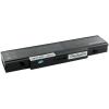 Whitenergy Samsung R580 4400mAh notebook akkumulátor fekete
