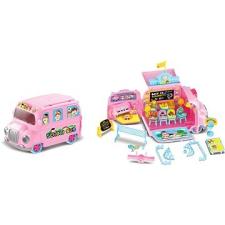 Wiky Iskolabusz babák számára autópálya és játékautó