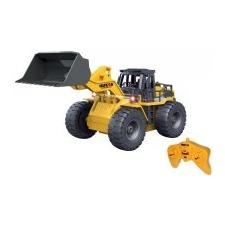 Wiky RC buldózer autópálya és játékautó