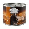 Wild Freedom 6x200g Wild Freedom Adult nedves macskatáp - Green Lands - bárány & csirke