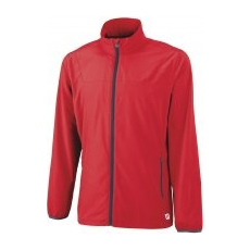 Wilson M Team Woven Jacket Red S