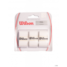 Wilson Unisex Grip Pro Overgrip Perforated