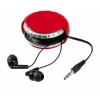 Windi fülhallgató és vezetéktartó, piros