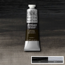 Winsor&Newton Artisan vizes olajfesték, 37 ml - 331, ivory black hobbifesték