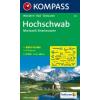 WK 212 - Hochschwab - Mariazell turistatérkép - KOMPASS