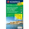 WK 2470 - Maremma - Argentario - Grosseto turistatérkép - KOMPASS