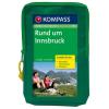 WK 290 - Rund um Insbruck (2-K-Set) turistatérkép - KOMPASS