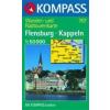 WK 707 - Flensburg - Kappeln turistatérkép - KOMPASS