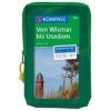 WK 739 - Wismar bis Usedom(3 teiliges Kartenset mit Naturführer) turistatérkép - KOMPASS