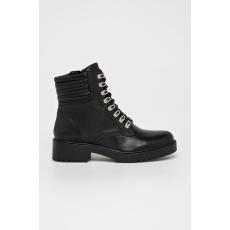 Wojas - Magasszárú cipő - fekete - 1452934-fekete