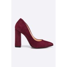 Wojas - Sarkas cipő - gesztenyebarna - 1056980-gesztenyebarna