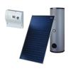 wolf napkollektor rendszer 2db napkollektorral használati melegvíz termelésre már meglévő rendszerhez