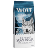 Wolf of Wilderness 1kg Wolf of Wilderness 'The Taste Of Scandinavia' száraz kutyatáp