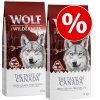 Wolf of Wilderness 'The Taste Of' gazdaságos csomag (2 x 12 kg) - The Taste Of The Mediterranean