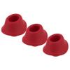 Womanizer Womanizer Premium M - pótszívóharang szett - piros (3db)