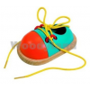 Woody fűzős cipő