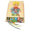 Woody Lace szekrény - Baby Boy