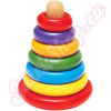 Woodyland Fa mágneses gyűrűpiramis