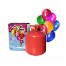 Worthington Industries EU Hélium 100 lufi felfújásához Hélium 100 léggömb felfújására: + 100 metál színű lufi party kellék