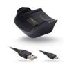WPOWER Samsung SM-R350 Gear Fit okosóra töltő, utángyártott