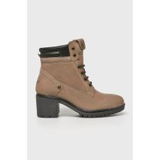 Wrangler - Magasszárú cipő Sierra - bézs - 1469417-bézs