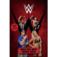 WWE Pop Quiz Trivia Deck – Eric Gargiulo idegen nyelvű könyv