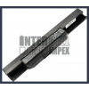 X43T 4400 mAh 6 cella fekete notebook/laptop akku/akkumulátor utángyártott