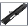 X55Sv Series 4400 mAh 6 cella fekete notebook/laptop akku/akkumulátor utángyártott
