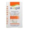 X-EPIL Hypoallergén Hideggyanta csík arcra 12 db