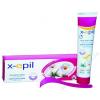 X-EPIL Szőrtelenítő krém 75ml