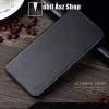 X-LEVEL Slim notesz / mappa tok - FEKETE - oldalra nyíló flip cover, szilikon belsõ - SAMSUNG SM-G965 Galaxy S9+ - GYÁRI