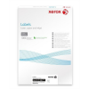 Xerox 105x37mm etikett címke