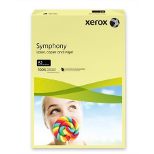 """Xerox Másolópapír, színes, A3, 80 g, XEROX """"Symphony"""", világossárga (pasztell) fénymásolópapír"""