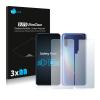 Xiaomi 6db-os Savvies SU75 kristálytiszta kijelzőfólia, Xiaomi Mi 9 típusú telefonhoz (első + hátsó)