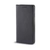 Xiaomi Smart magnet Xiaomi Redmi Note 5A oldalra nyíló mágneses könyv tok szilikon belsővel fekete