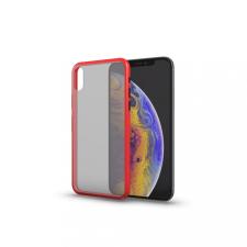 xPRO Matt tok színes gombokkal piros Samsung A52 készülékhez tok és táska