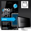 "xPRO Privacy kijelzővédő fólia Monitor 20.1"" W (434x272mm)"