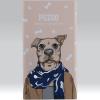 xPRO Puzoo powerbank 11000mah artdog brown aboo