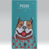 xPRO Puzoo powerbank 11000mah artdog green baby