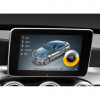 xPRO Ultra Clear kijelzővédő fólia Mercedes A / B / C / CLA / CLS / GLS / GLA / GLC / V class