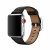 Xprotector Apple Watch bőr szíj Fekete. 42/44mm