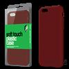 Xprotector Soft Touch plasztik hátlap tok, HTC One M10, piros