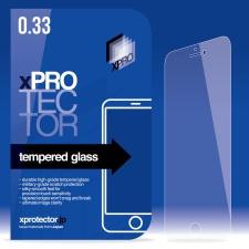 Xprotector Tempered Glass full 3D Metal Silver kijelzővédő Samsung S7 készülékhez mobiltelefon kellék