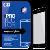 Xprotector Tempered Glass full size Black kijelzővédő Sony Xperia XA1 készülékhez