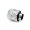 XSPC Adapter 2xG1/4, forgatható - króm