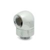 XSPC adapter 90° G1/4coll, forgó - króm