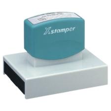 Xstamper N 28 szövegbélyegző bélyegző