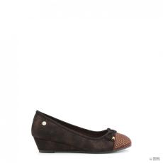 XTI női balerina lapostalpú cipő 30501_Bronz