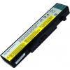 Y480N Series 4400 mAh 6 cella fekete notebook/laptop akku/akkumulátor utángyártott
